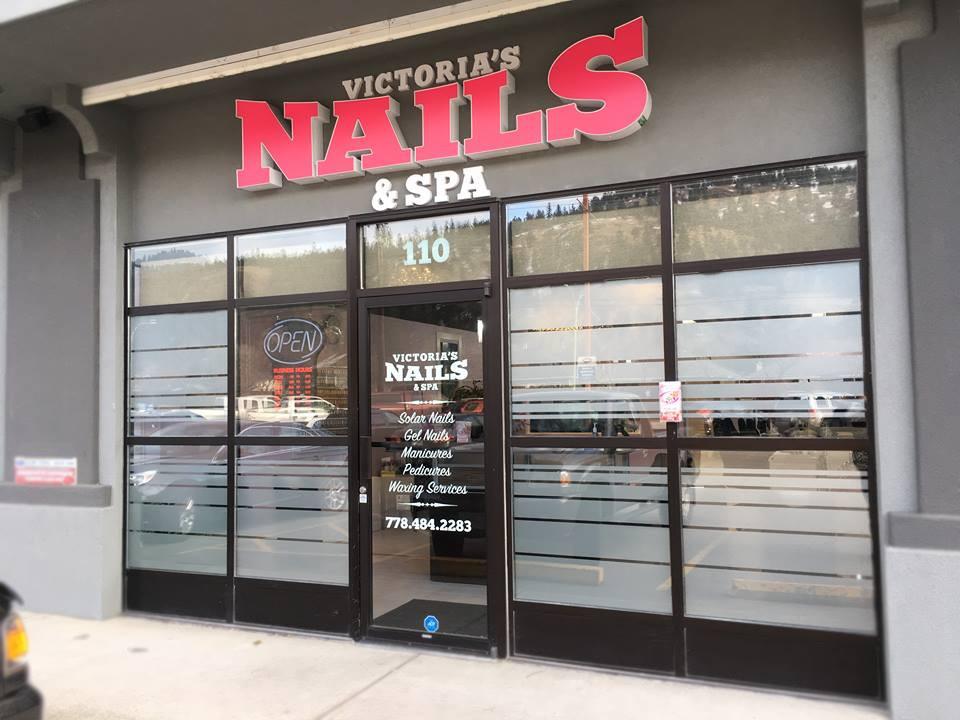 victoria nail spa